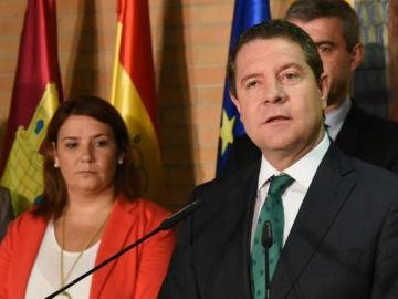 Emiliano Garcia Page y Tita García