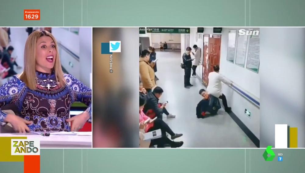 La indignación de Lorena Castell y Valeria Ros cuando nadie les cede el sitio en el Metro estando embarazadas