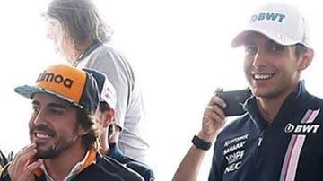 Alonso y Ocon