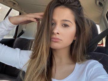 Garazi Ortuzar, hija del político del PNV, en una fotografía subida a su Instagram