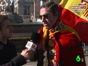 """El discurso de un simpatizante de Vox que tacha de """"golpe de Estado"""" al Gobierno de coalición: """"Lo que hizo Franco fue salvar a España"""""""