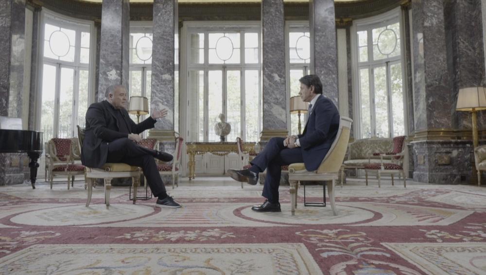 Entrevista a Giuseppe Conte