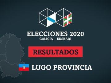 Resultados de las elecciones en la Provincia de Lugo