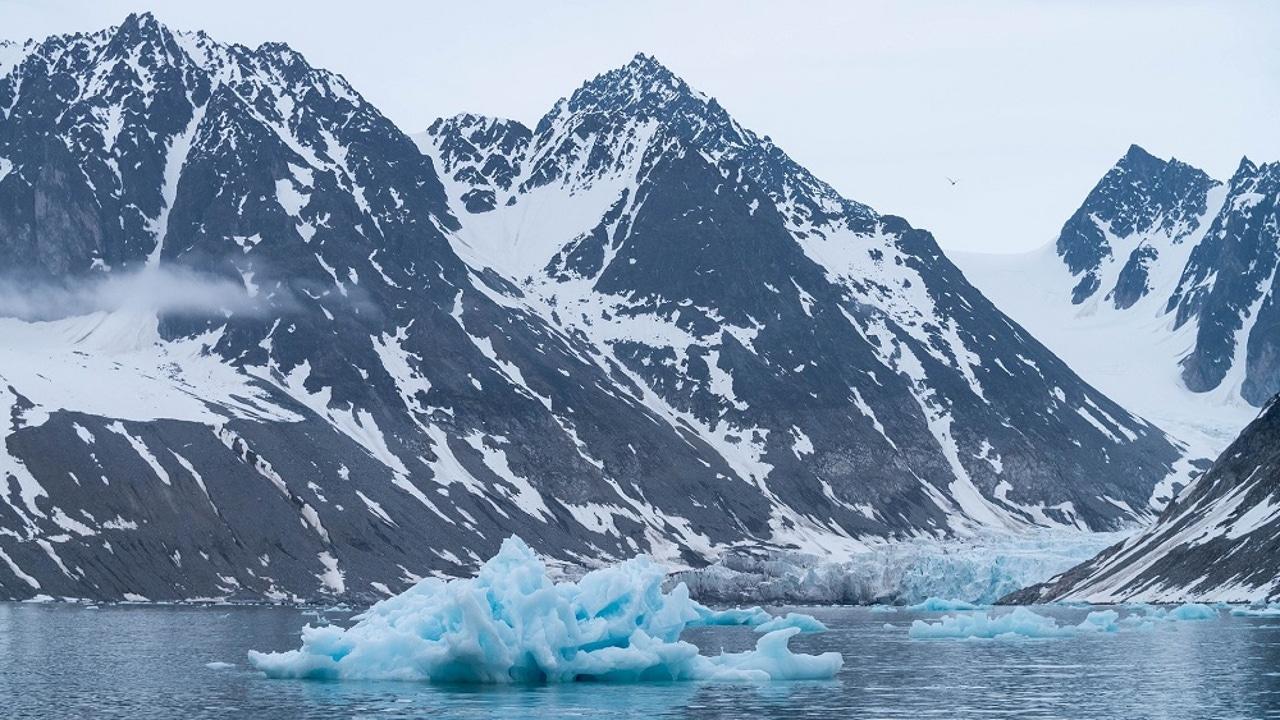 Imagen del Ártico