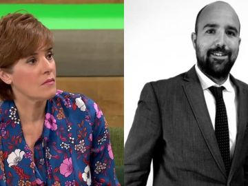 Anabel Alonso y Vicente Holgueras Recalde