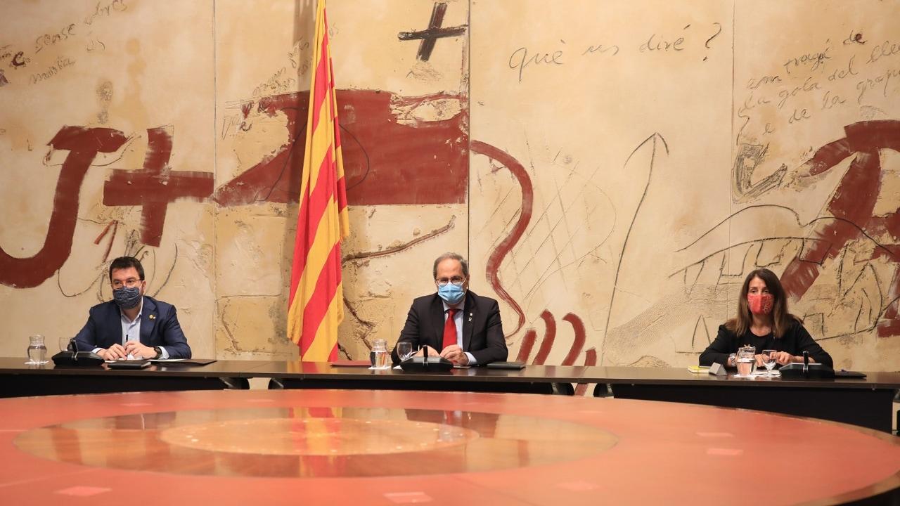 Govern de la Generalitat de Cataluña