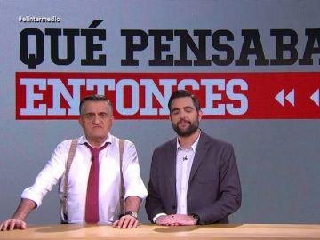 La 'bofetada' de realidad de El Intermedio al PP a golpe de hemeroteca: así criticaba el aborto, el divorcio o el matrimonio homosexual