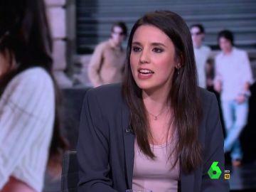 """La contundente respuesta de Inere Montero a los que acosan con 'piropos': """"A lo mejor usted lo está confundiendo con una conducta que es una violencia sexual"""""""