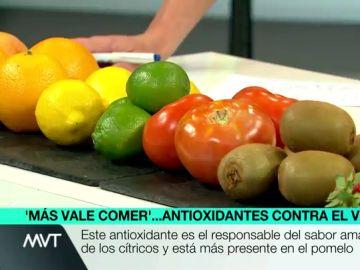 Naringenina: el potencial de pomelos, naranjas y limones frente al coronavirus