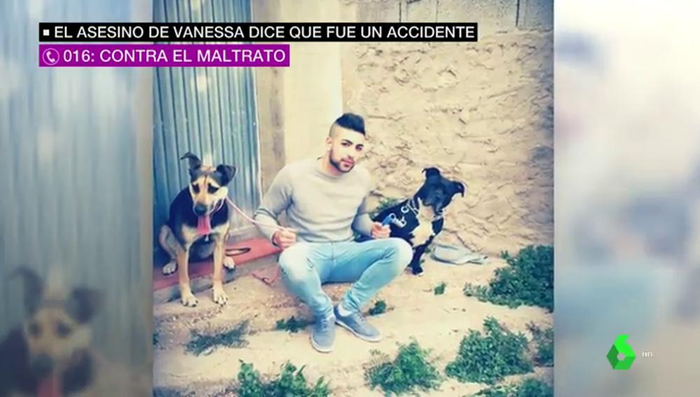 El acusado de asesinar a Vanessa Ferrer