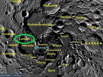 Stark y Lenard: los científicos nazis que perderán su cráter.