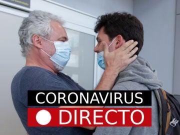 Coronavirus en España: Última hora del homenaje, casos, contagios y noticias de la covid-19 en el mundo hoy, en directo