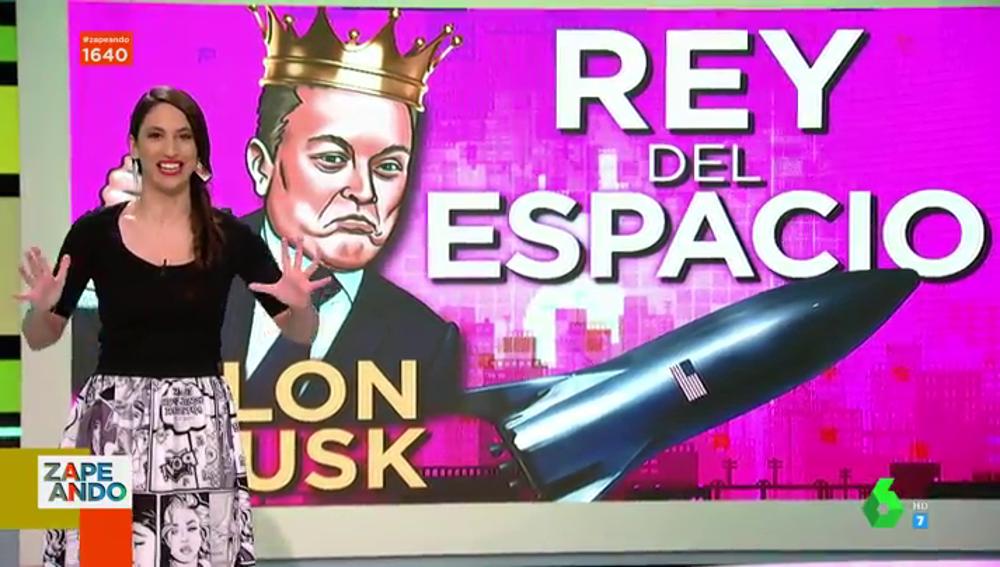 Trenes que viajan 'al vacío' y turismo a Marte en 2024: así serán los transportes futuristas de Elon Musk