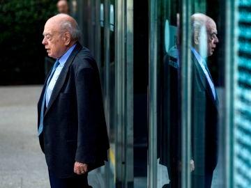 El expresidente de la Generalitat, Jordi Pujol.
