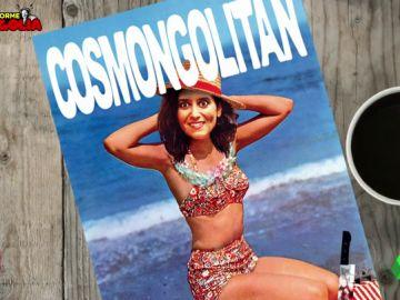 """Cosmongolitan: """"La revista con las vacaciones in de la gente más out"""""""