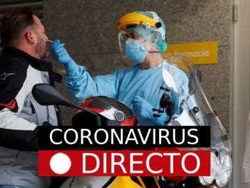 Coronavirus España y el mundo hoy: Última hora, contagios, casos y noticias en directo