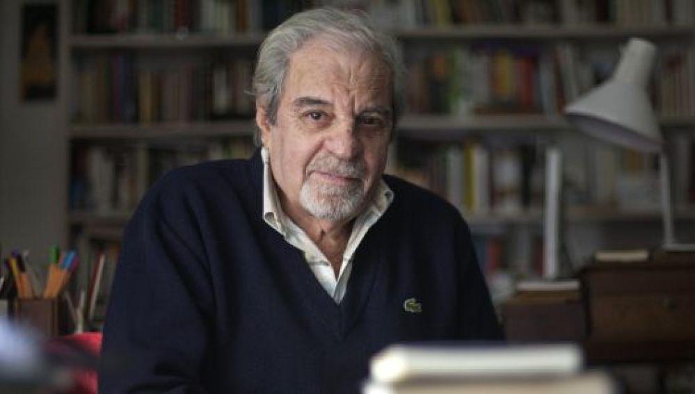 El escritor Juan Marsé, en una imagen de archivo