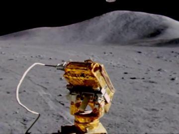 Las misiones del Apolo en la Luna como nunca antes habían sido vistas: a todo color y en resolución 4K