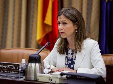 La directora de la Agencia Española de Medicamentos y Productos Sanitarios (AEMPS), María Jesús Lamas.