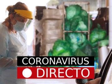 Coronavirus España: noticias de última hora sobre los rebrotes, los nuevos casos y las vacunas, en directo