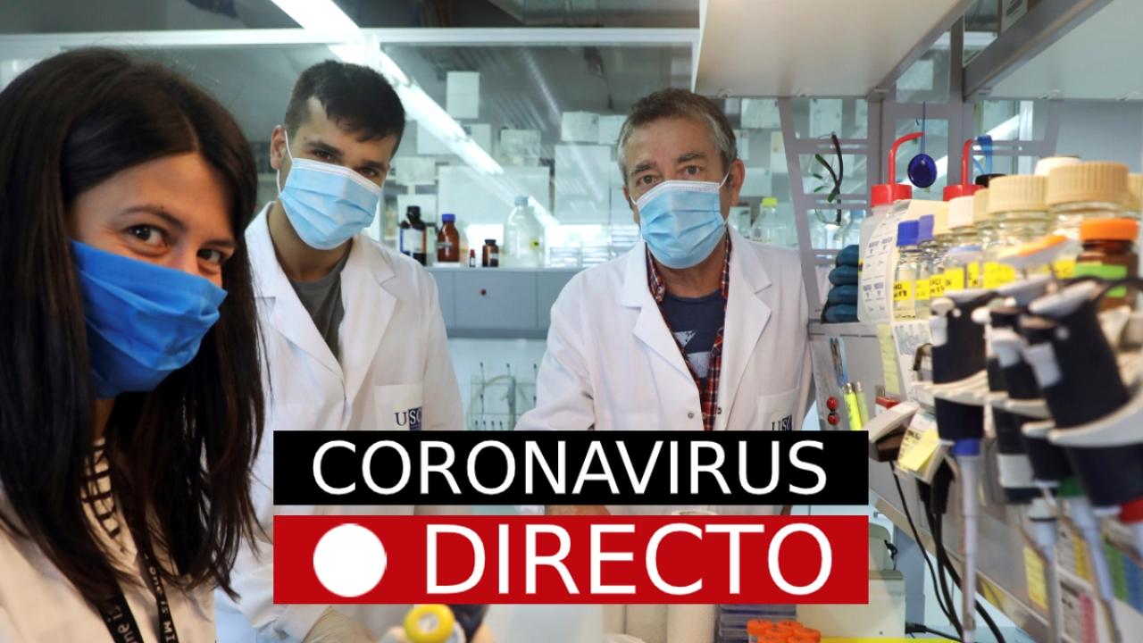 Coronavirus España: última hora sobre los nuevos contagios y los brotes, en directo