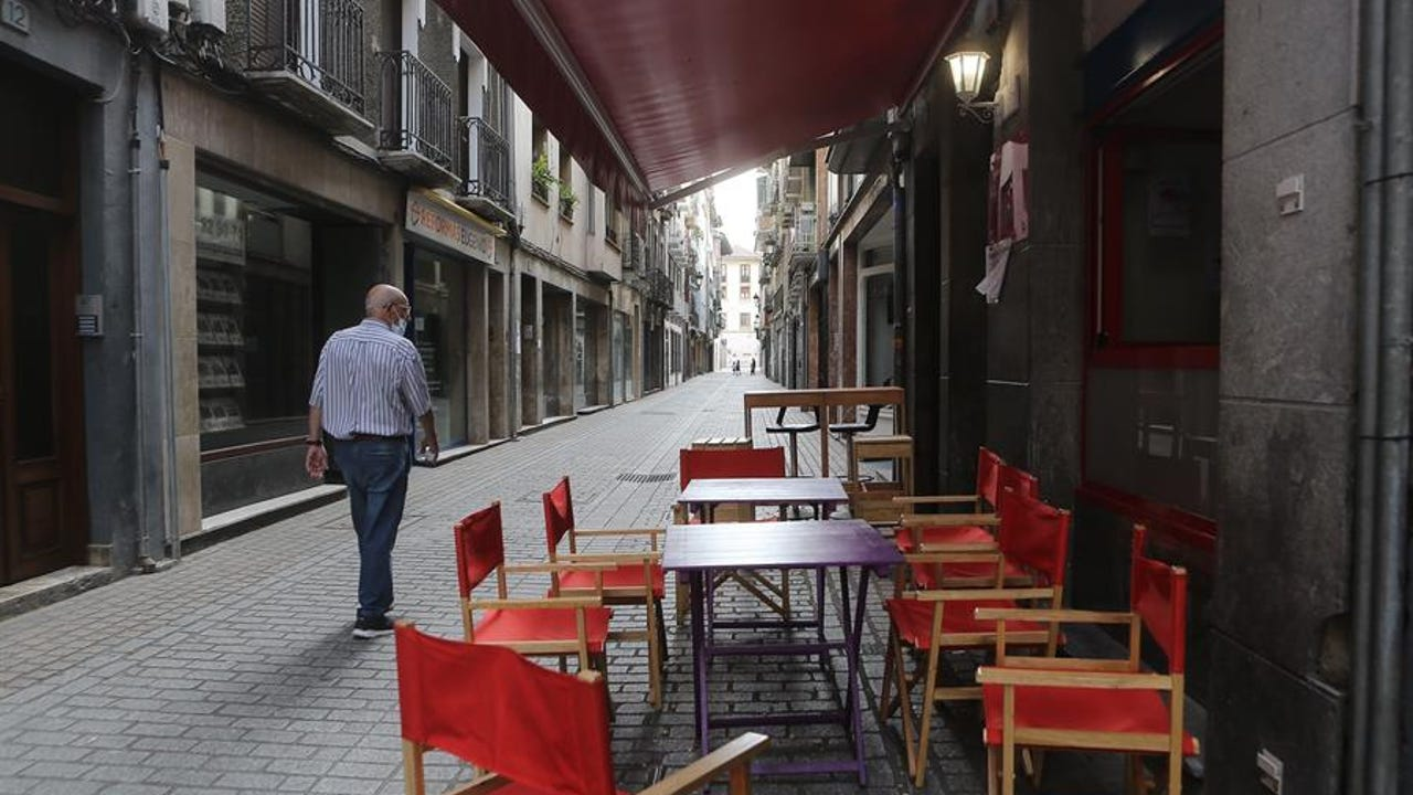 Euskadi regresa a la emergencia sanitaria