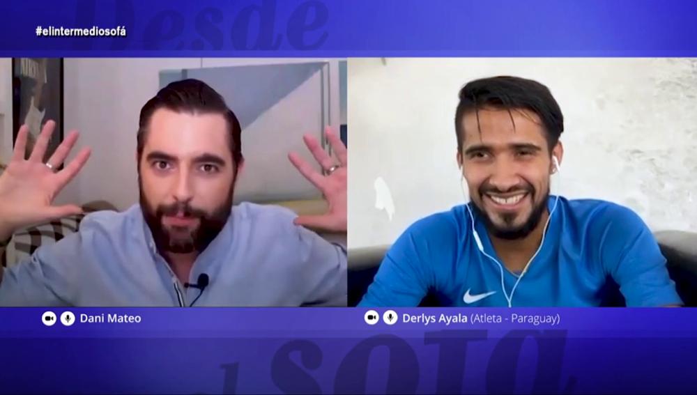 Habla Derlys Ayala, el maratoniano paraguayo que se tatuó el logo de Tokyo 2020