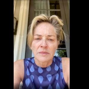 Sharon Stone habla sobre su situación familiar por la pandemia
