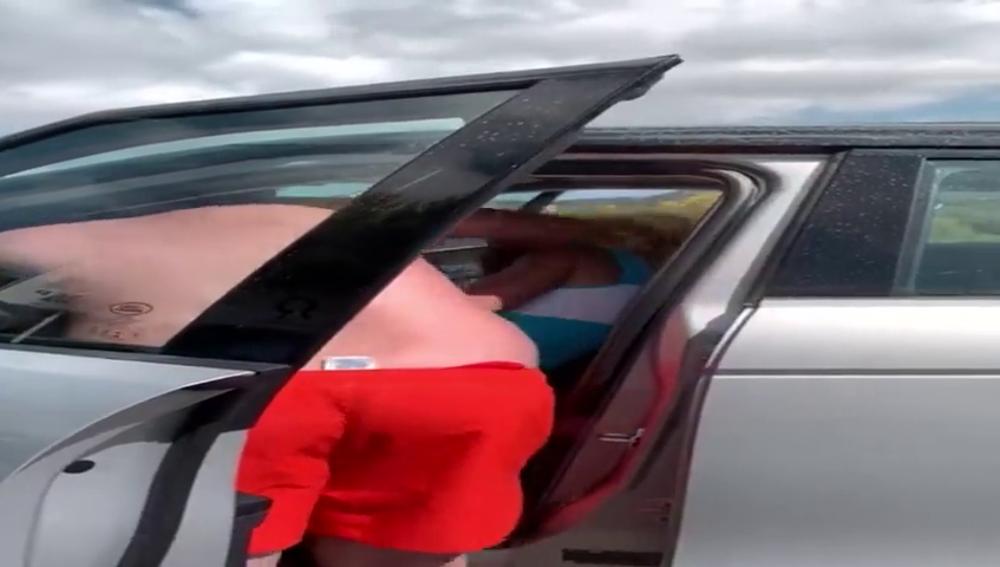El vídeo que ayudó a la Policía a detener a un maltratador tras agredir a su pareja en Ibiza