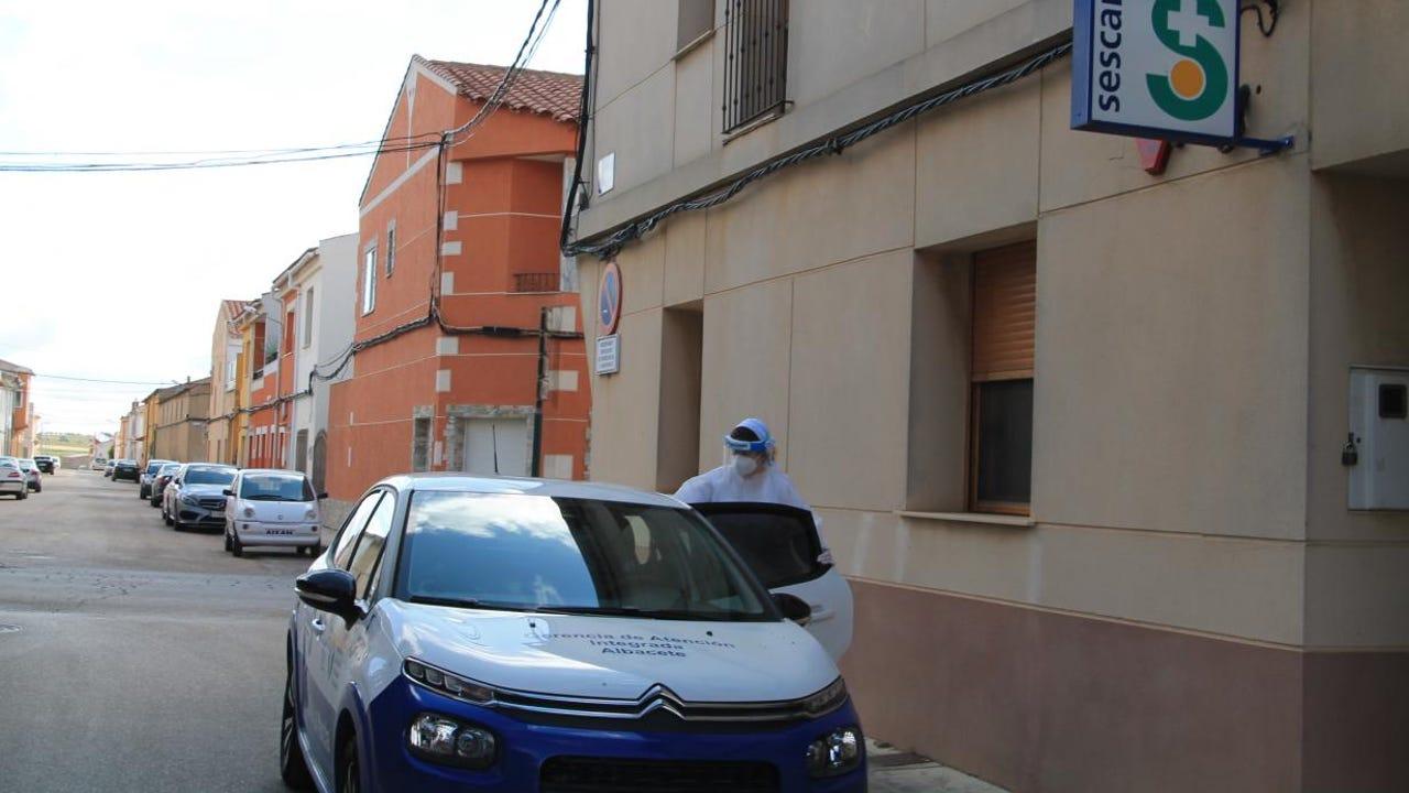 Confinan Villamalea, en Albacete