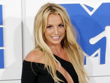 Imagen de archivo de Britney Spears.