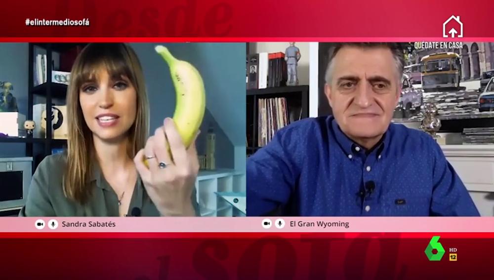 No, el plátano no cura el coronavirus
