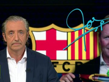 "Josep Pedrerol: ""Si Koeman se acomoda, acabará como Setién"""