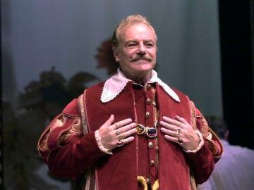 El actor Manuel Gallardo