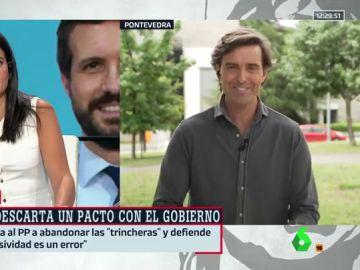 Pablo Montesinos.