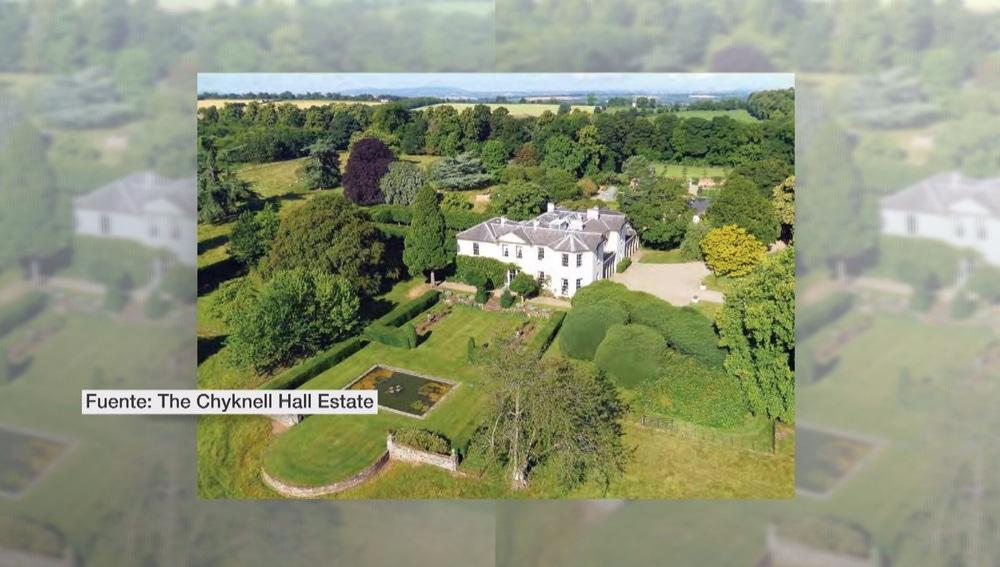 La Fiscalía suiza investiga una mansión que Corinna Larsen compró tras la donación de los 65 millones
