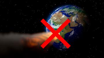 No, el asteroide 2018VP no destruirá la Tierra el día antes de las elecciones de EE.UU.