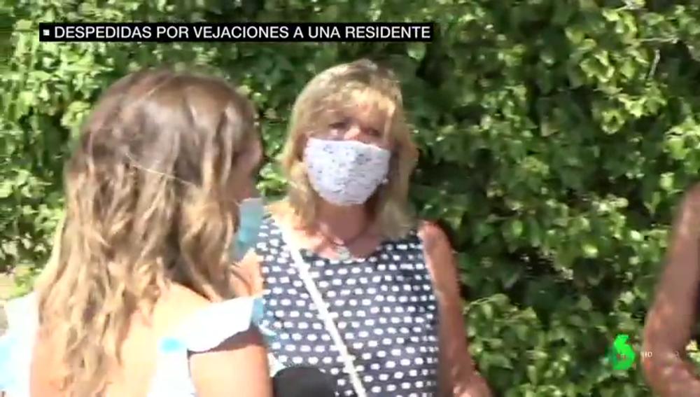 """Habla la familia de la anciana vejada en una residencia de Terrasa: """"No hay derecho, no tienen perdón"""""""