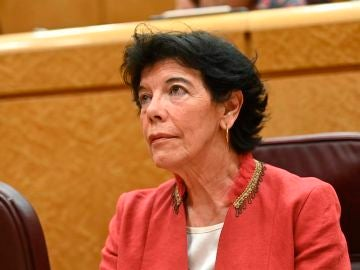 Imagen de archivo de la ministra de educación, Isabel Celaá.