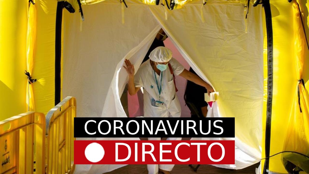 Coronavirus en España hoy: noticias de última hora