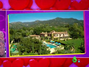Así es la impresionante mansión de Meghan Markle y Harry en California