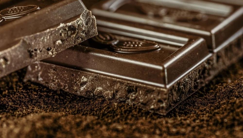Imagen de archivo de chocolate