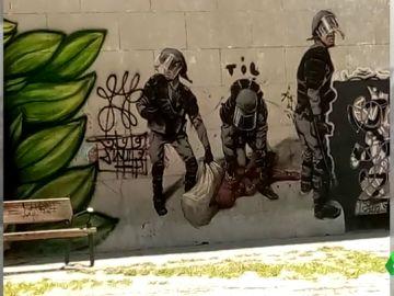 GRAFFITTI LAVAPIÉS