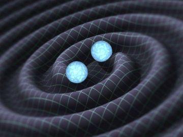 Las ondas gravitacionales de Einstein: se cumplen cinco años desde su primera observación