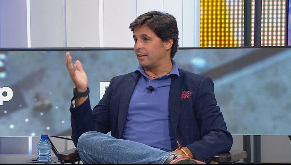 Torero Fran Rivera.