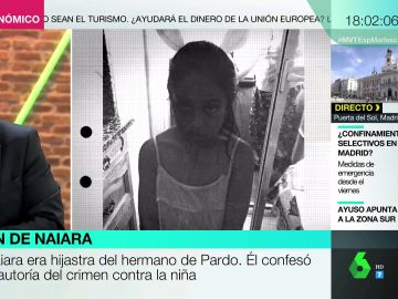 """El padrastro de Naiara, sobre las imágenes de las humillaciones y torturas a la menor antes de morir: """"Pensé que era una broma pesada"""""""
