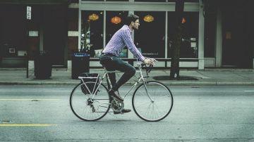 Bicicletas por la ciudad