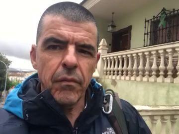 Manu Marlasca en Monesterio