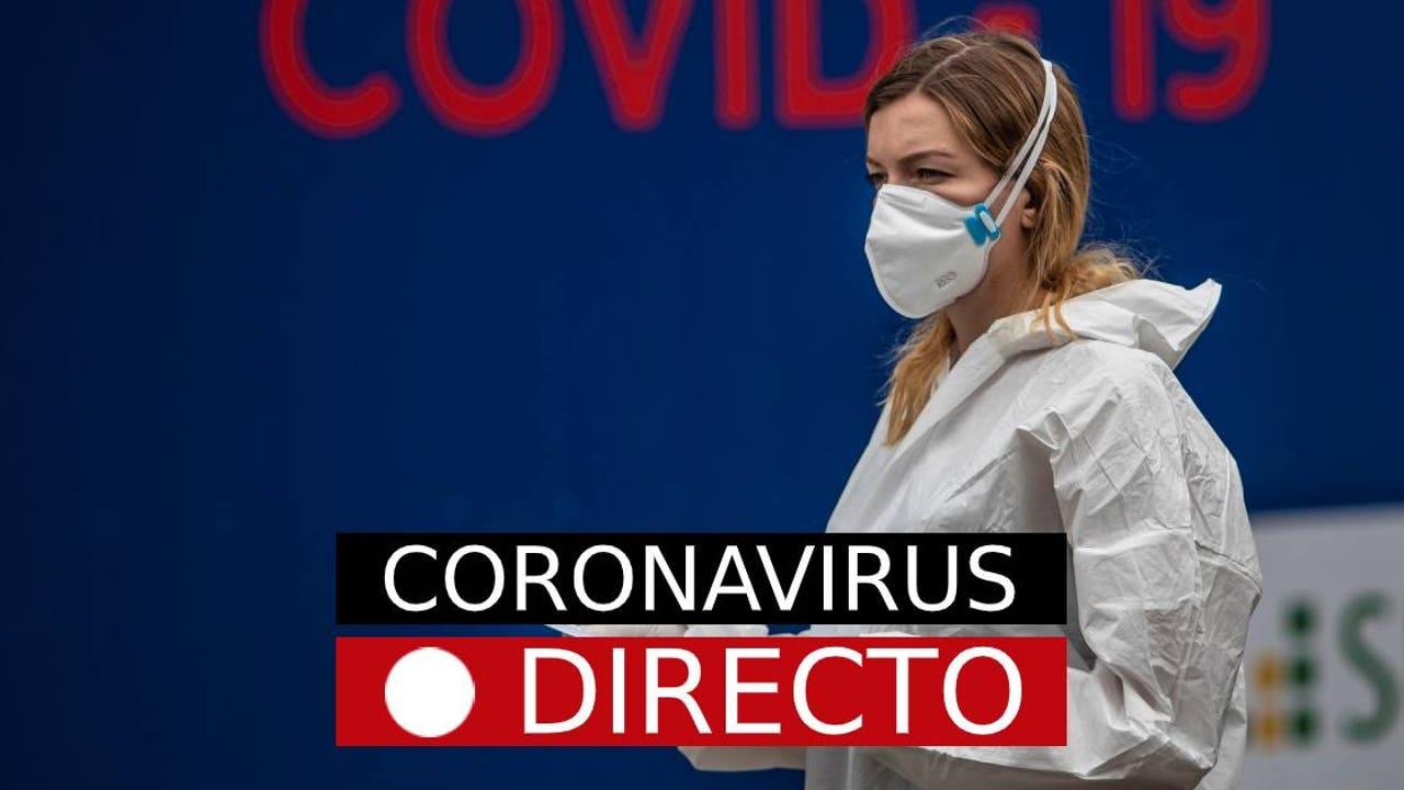 La última hora del coronavirus, en directo en laSexta.com