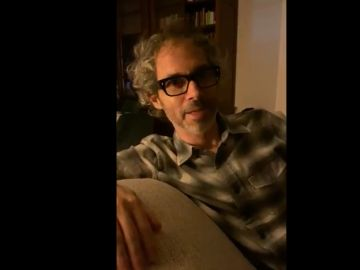 James Rhodes, en un vídeo colgado en su cuenta de Twitter